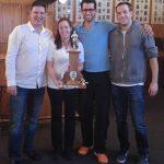 Golf Curling Winners